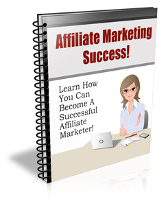 Affiliate Marketing Success Newsletter